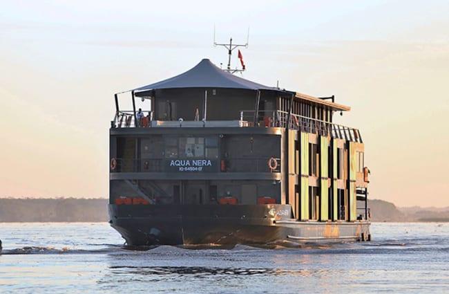 Aqua Nera on the Amazon River