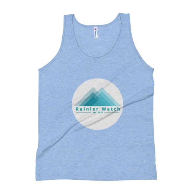RW Logo Tank - Athletic Blue, XS