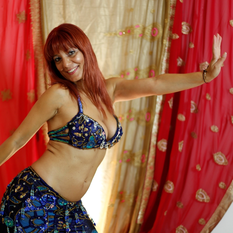 Sacred belly Dance