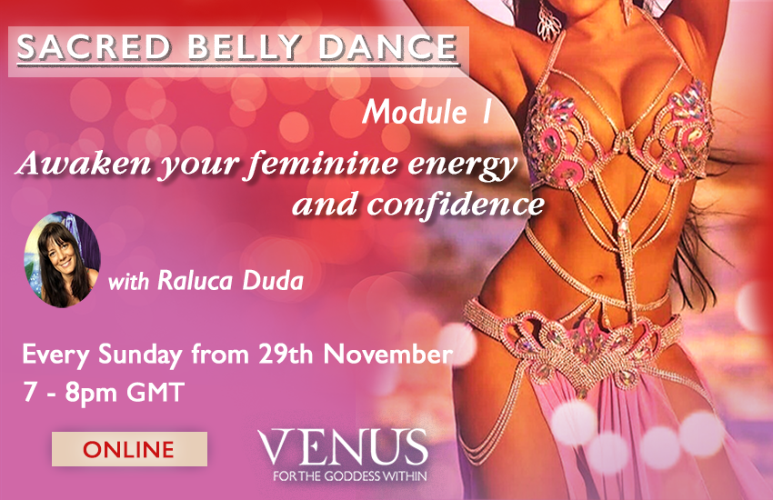 Sacred Belly dance Module 1