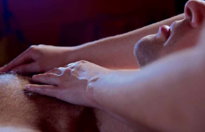 Tantric Massage course