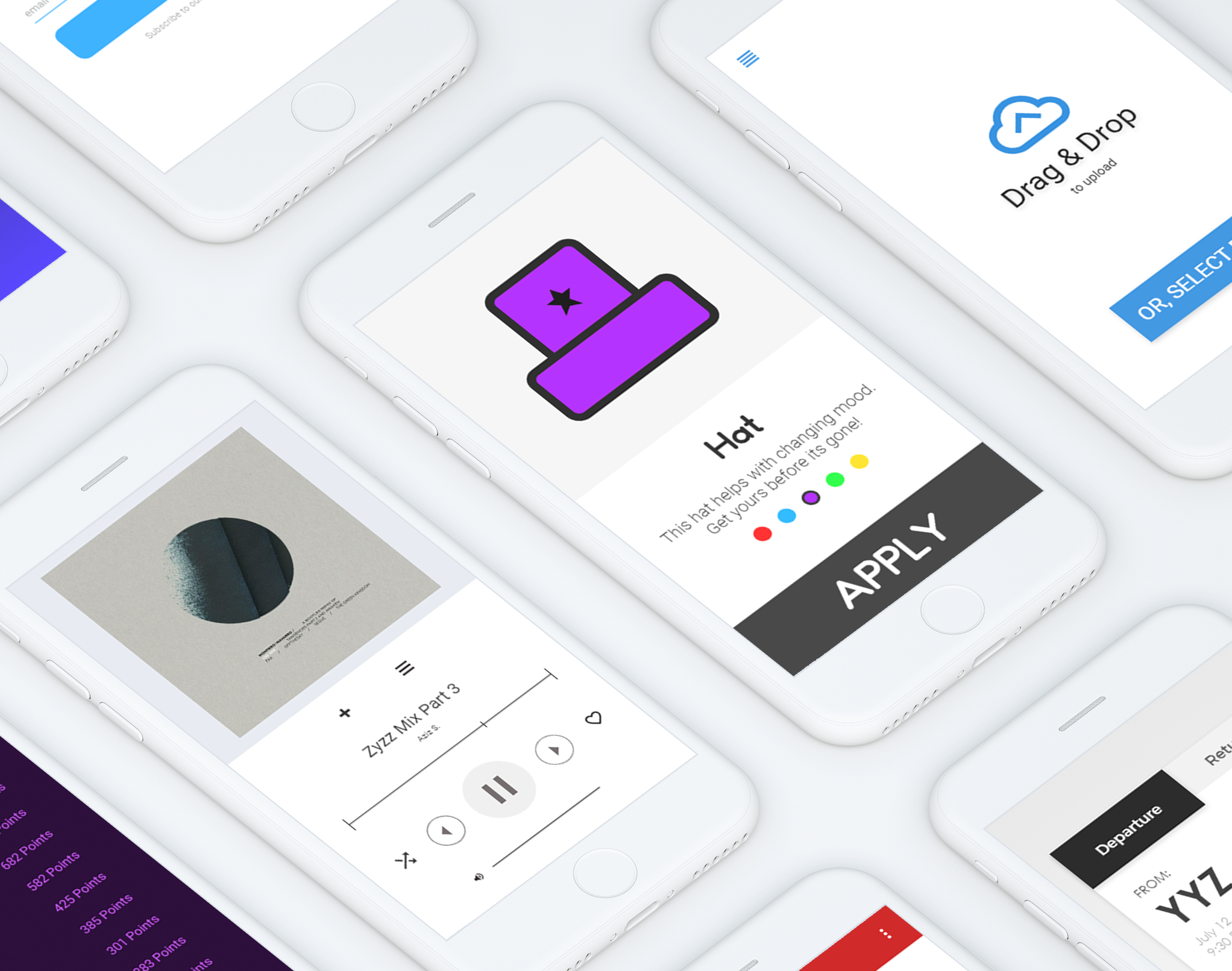 Daily UI for 100 Days thumbail image