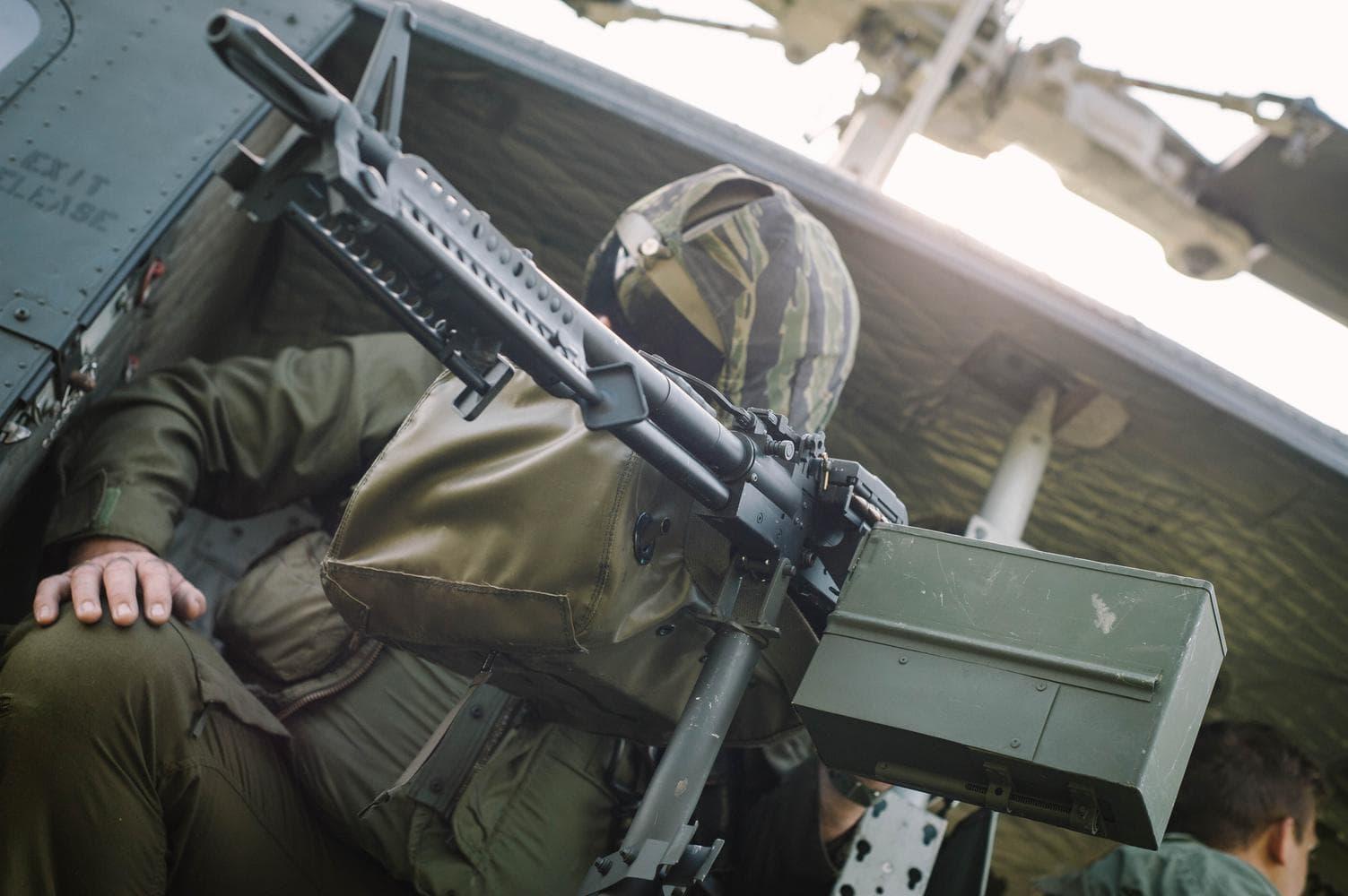 Aero Rifle