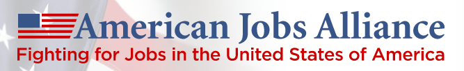 American Jobs Alliance Logo
