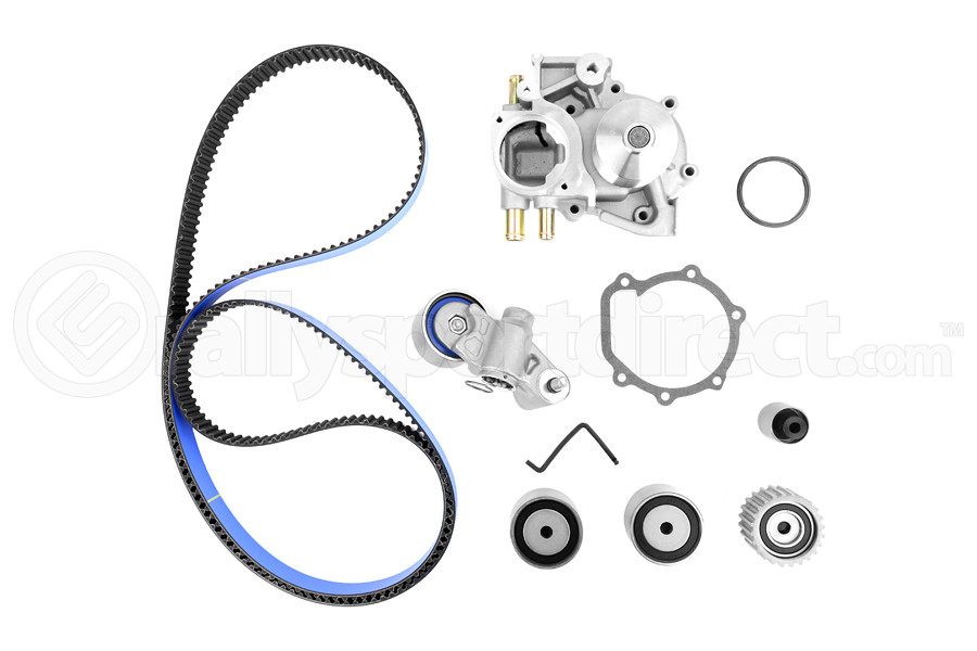 gates racing timing belt kit w   water pump subaru wrx 2002