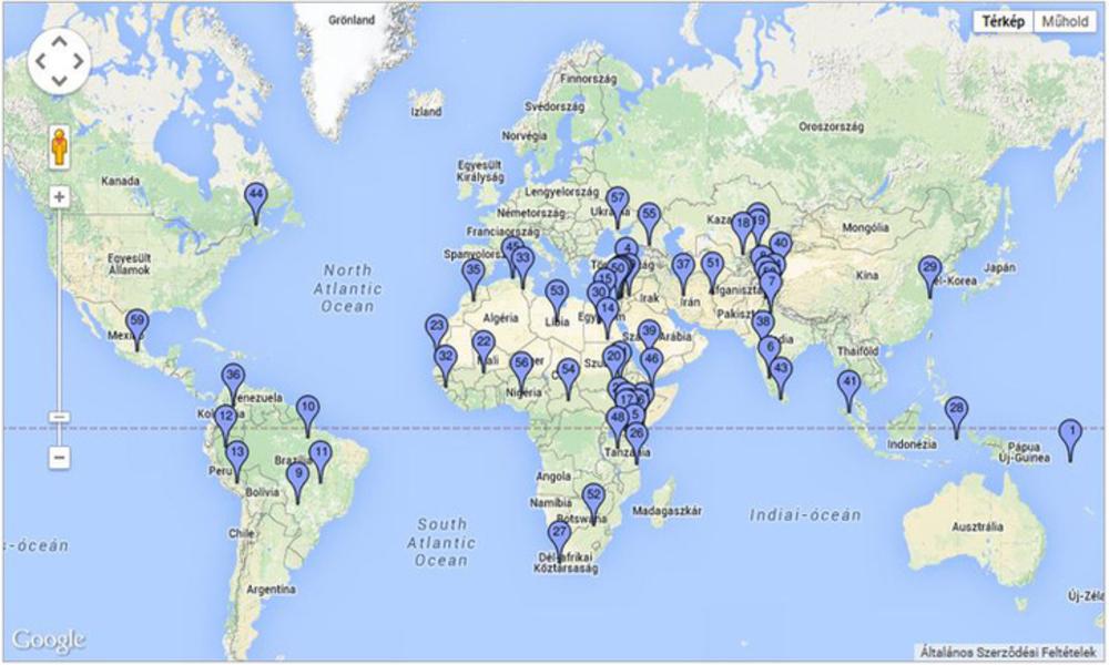 100%-ban megújuló energiaforrásból üzemel a Google