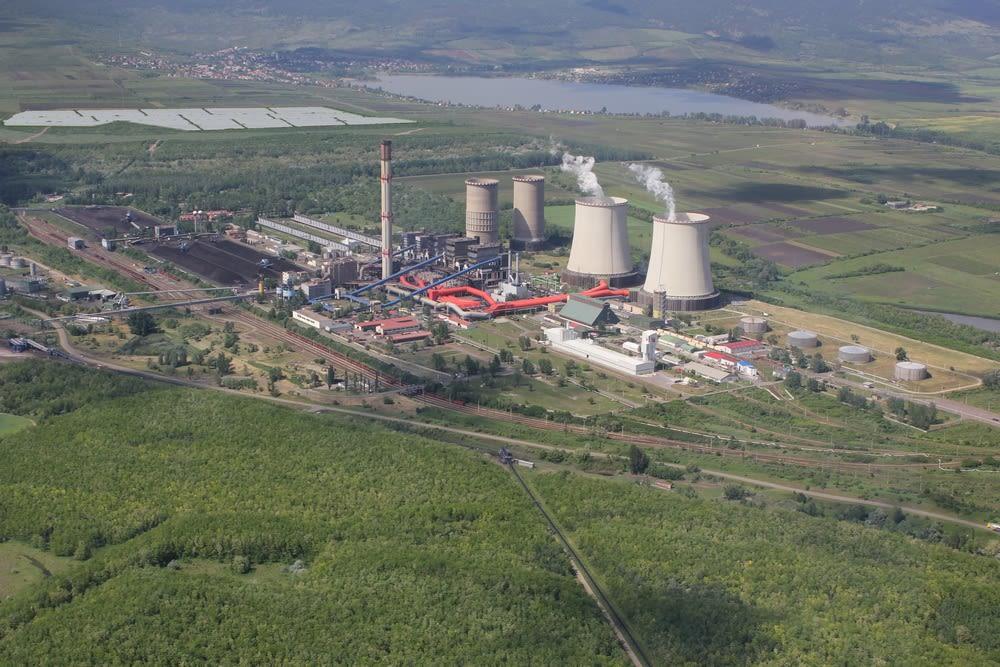 Magyarország legnagyobb naperőműve épül a Mátrában