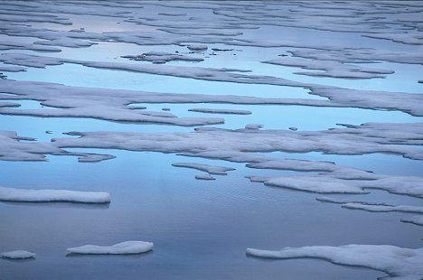 Vékony jégen táncol a klímaváltozás