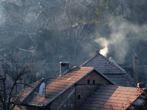 A korai elhalálozások első számú környezeti oka a légszennyezés | ClimeNews - Hírportál | Fotó: Oláh Tibor / MTI