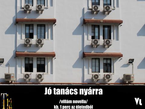 Varga Lóránt - Jó tanács nyárra | ClimeNews - Hírportál