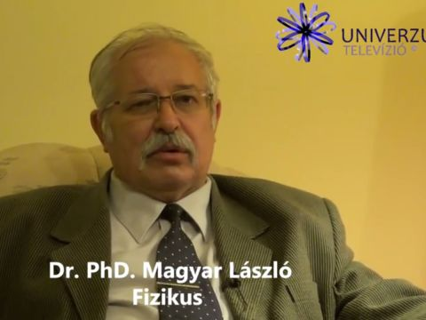 2012. december 21... Beszélgetés Dr. PhD. Magyar László Fizikussal   ClimeNews