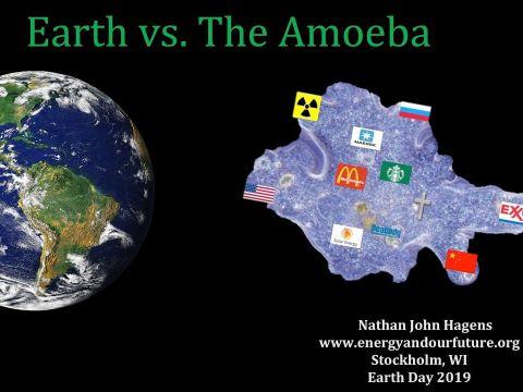 Nate Hagens: Az Amőba a Föld ellen