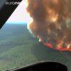 Európát befedő szén-dixoid tömeg szabadult fel a sarkköri erdőtüzek miatt | ClimeNews