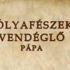 Golyafeszek Vendégló | Az első iCC-EDC kártyaelfogadó hely Pápán