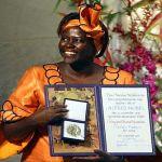 A fenntartható fejlődés a béke magva - Dr. Wangari Maathai | ClimeNews - Hírportál