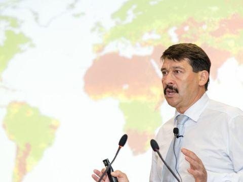 Áder János: Kíméletlen őszinteséggel a klímaváltozásról | ClimeNews - Hírportál