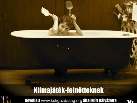 Varga Lóránt - Klímajáték-felnőtteknek | ClimeNews - Hírportál