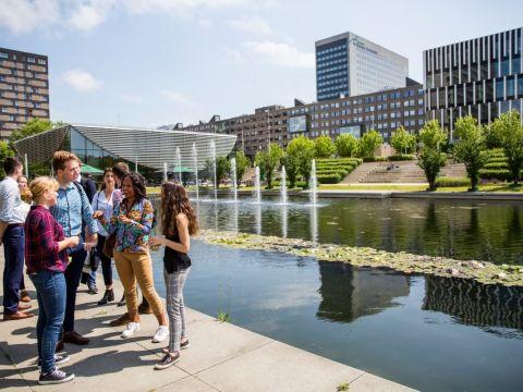Karbonsemleges irány az Erasmus University Rotterdam-nál | ClimeNews - Hírportál