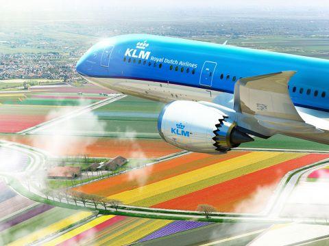A KLM légitársaság is használja a karbonkrediteket | ClimeNews - Hírportál