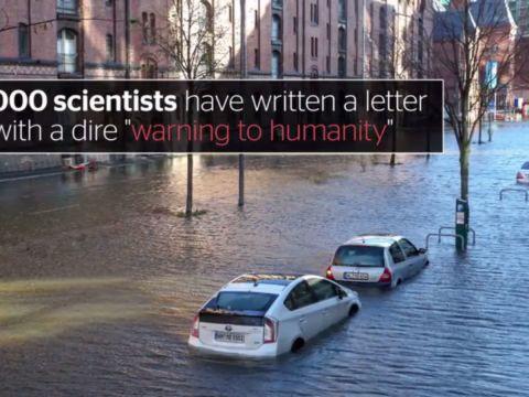 Az emberiségnek szóló második figyelmeztetés | ClimenNews - Hírportál