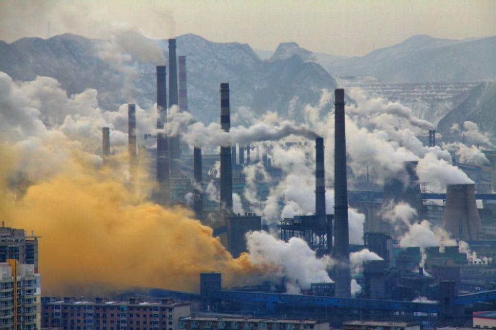 Nincs felkészülve a klímaváltozás következményeinek kezelésére Kína | ClimeNews - Hirportál