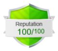 Reputation 100/100 - webstatsdomain.org | ClimeNews - Hírportál