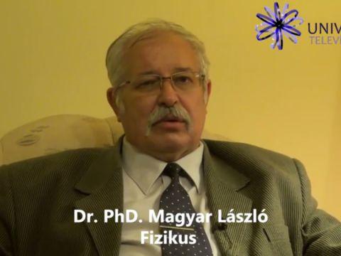 2012. december 21... Beszélgetés Dr. PhD. Magyar László Fizikussal | ClimeNews