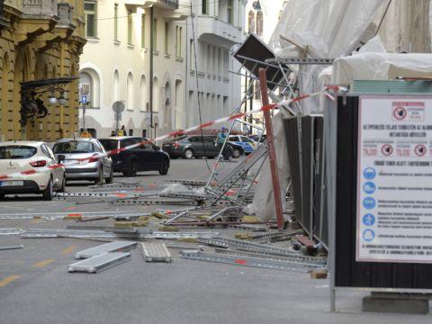 Vihar Budapesten - ClimeNews