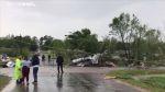 Tornádók pusztítanak Texasban | ClimeNews - Hírportál