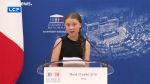 Greta Thunberg a francia Nemzetgyűlésben | ClimeNews - Hírportál