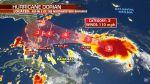 Élőben követheti a Dorian hurrikán útvonalát | ClimeNews - Hírportál