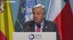 Jó kis társaságban kivetítve Orbán Viktor a COP25 nyitónapján | ClimeNews