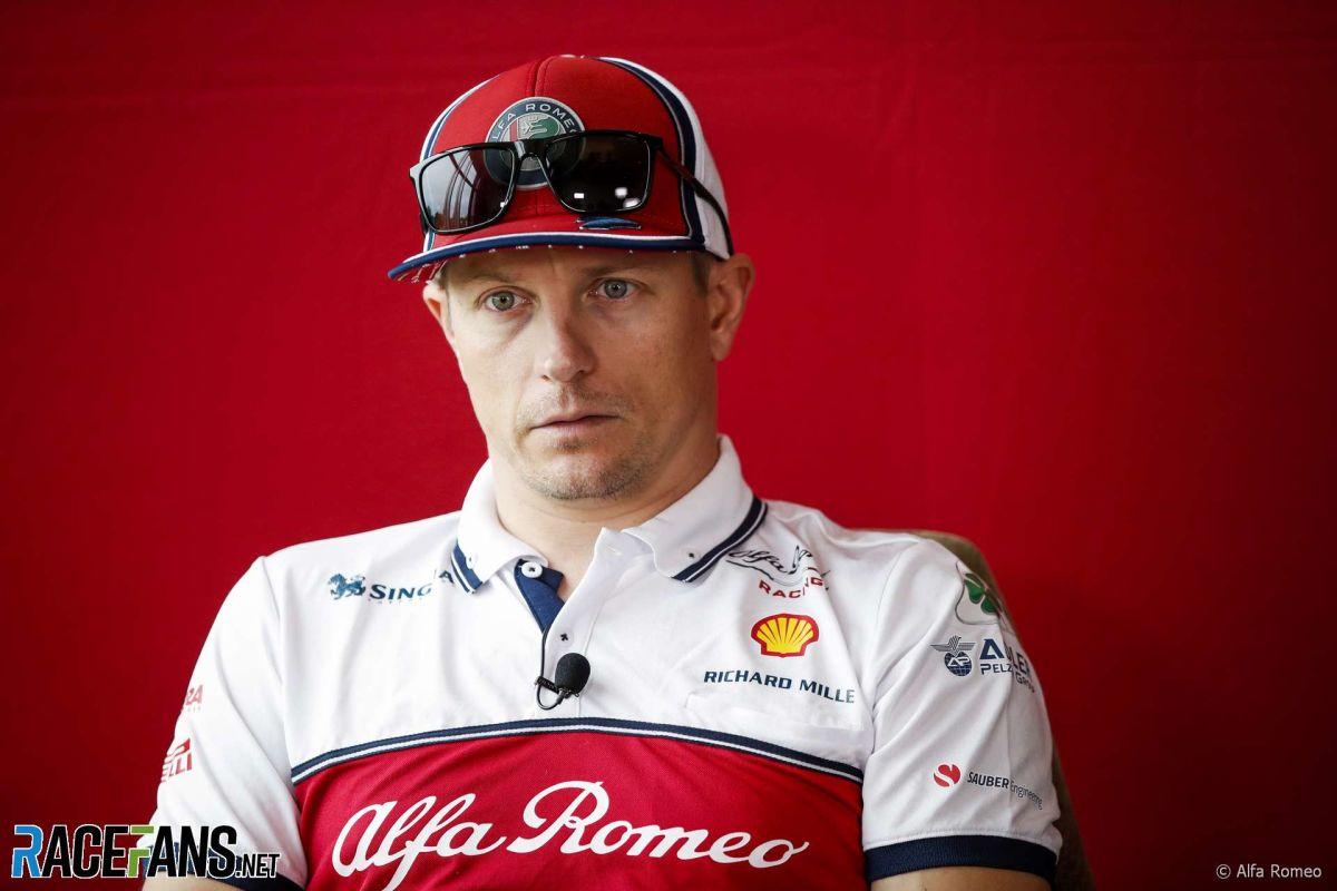 Räikkönen: Ha zöldek akarunk lenni, felejtsük el az F1-et | ClimeNews - Hírportál