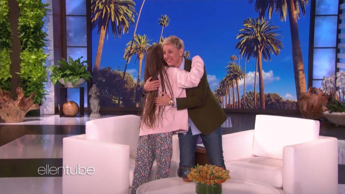 Greta Thunberg az Ellen Showban (videó) | ClimeNews - Hírportál