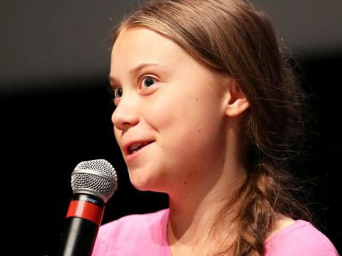 A sok tudatlan embernek reagált Greta Thunberg | ClimeNews - Hírportál