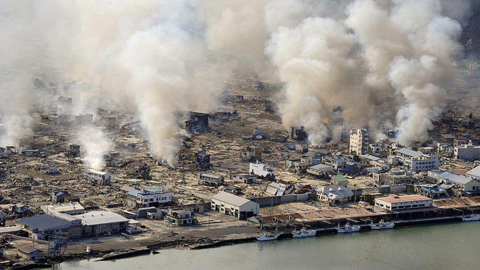 Börtönbüntetést kértek a fukusimai erőmű volt menedzsereire | ClimeNews | Fotó: AFP - Yomuri Shibun.