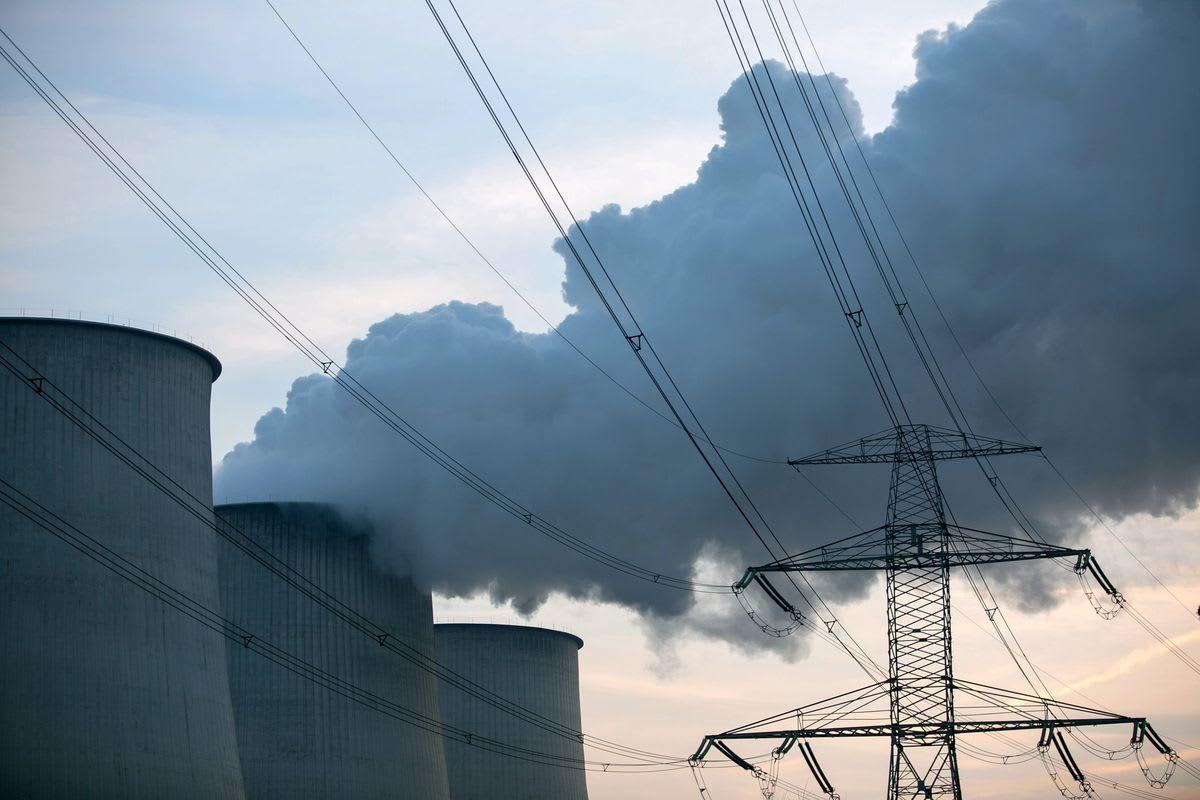 30 euró fölé emelkedett a szén-dioxid kvóta ára | Fotó: Krisztian Bocsi | Bloomberg