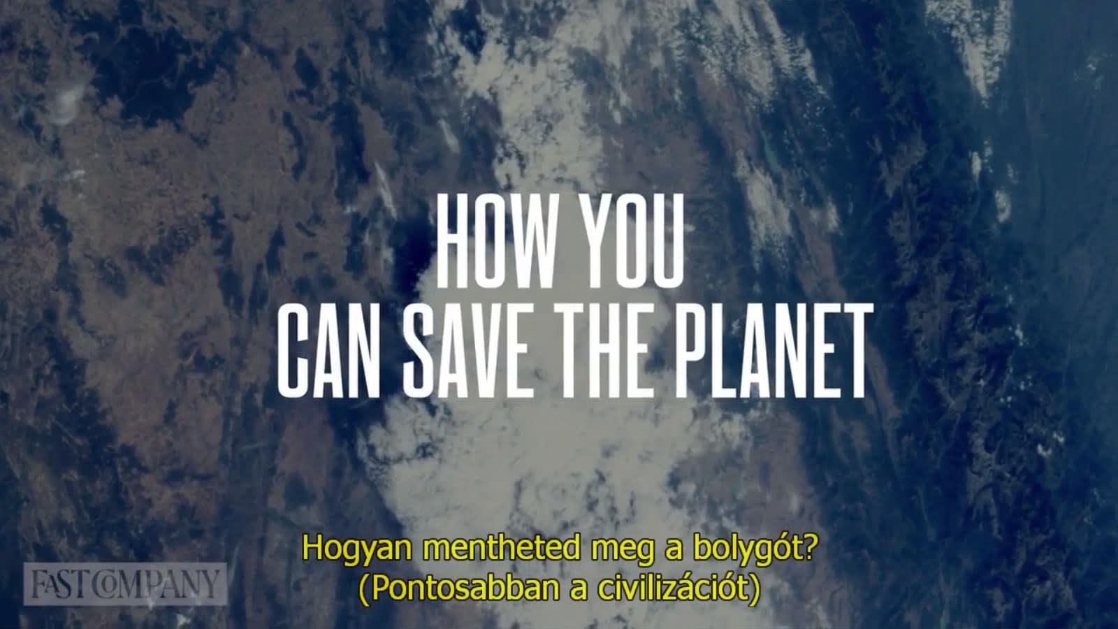 A leghatékonyabb egyéni klímavédelmi stratégia
