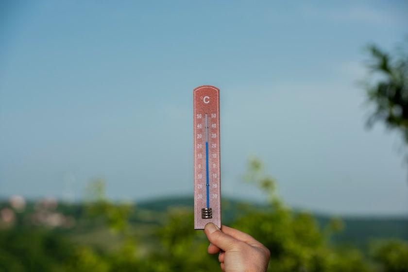Aggasztó jelenség hat Magyarország időjárására