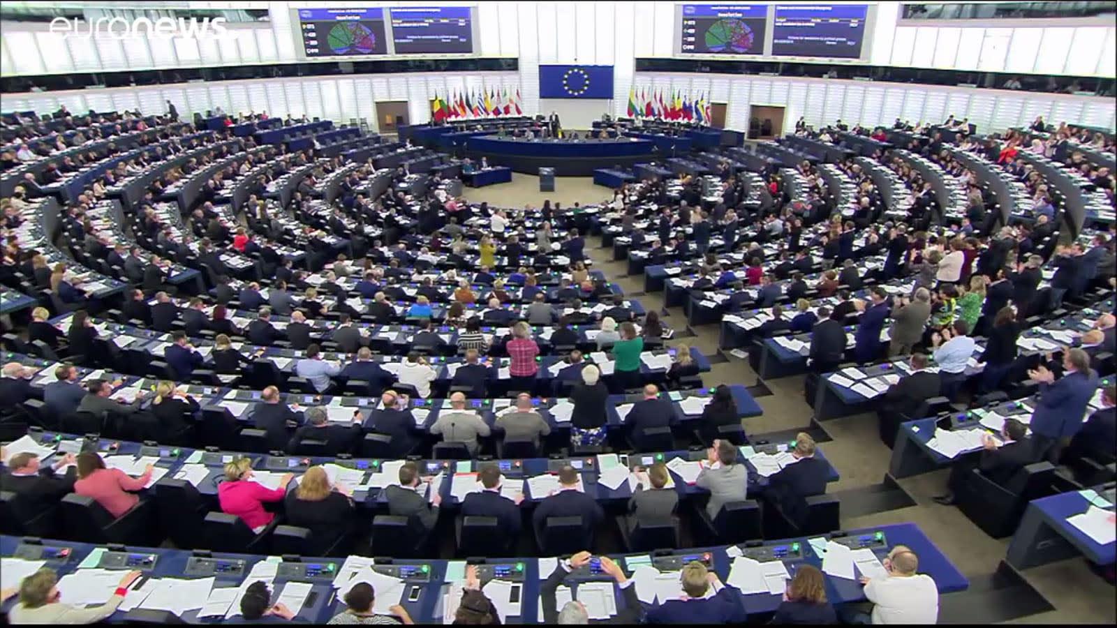 Éghajlati veszélyhelyzet, deklarálta az Európai Parlament