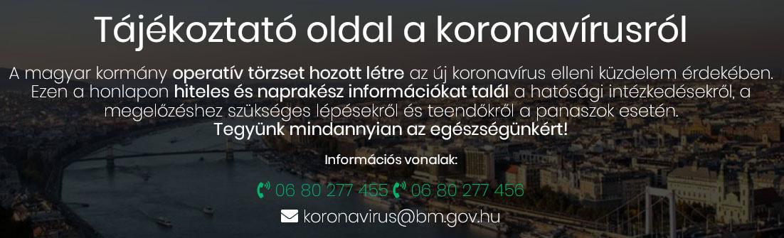 Koronavírus - COVID-19 | ClimeNews - Hírportál