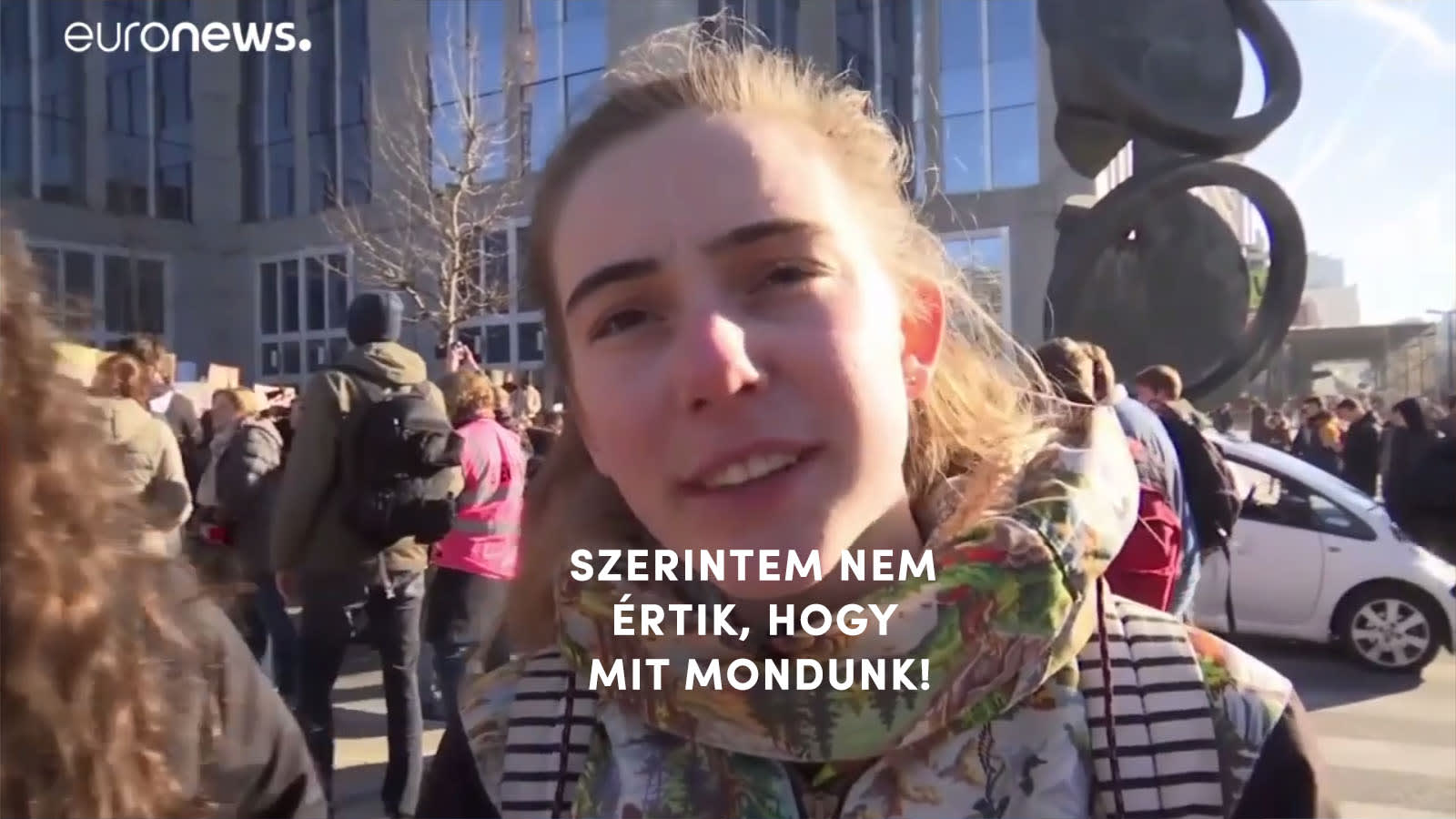 Hatodik alkalommal tiltakoztak az utcán a belga tinédzserek | ClimeNews