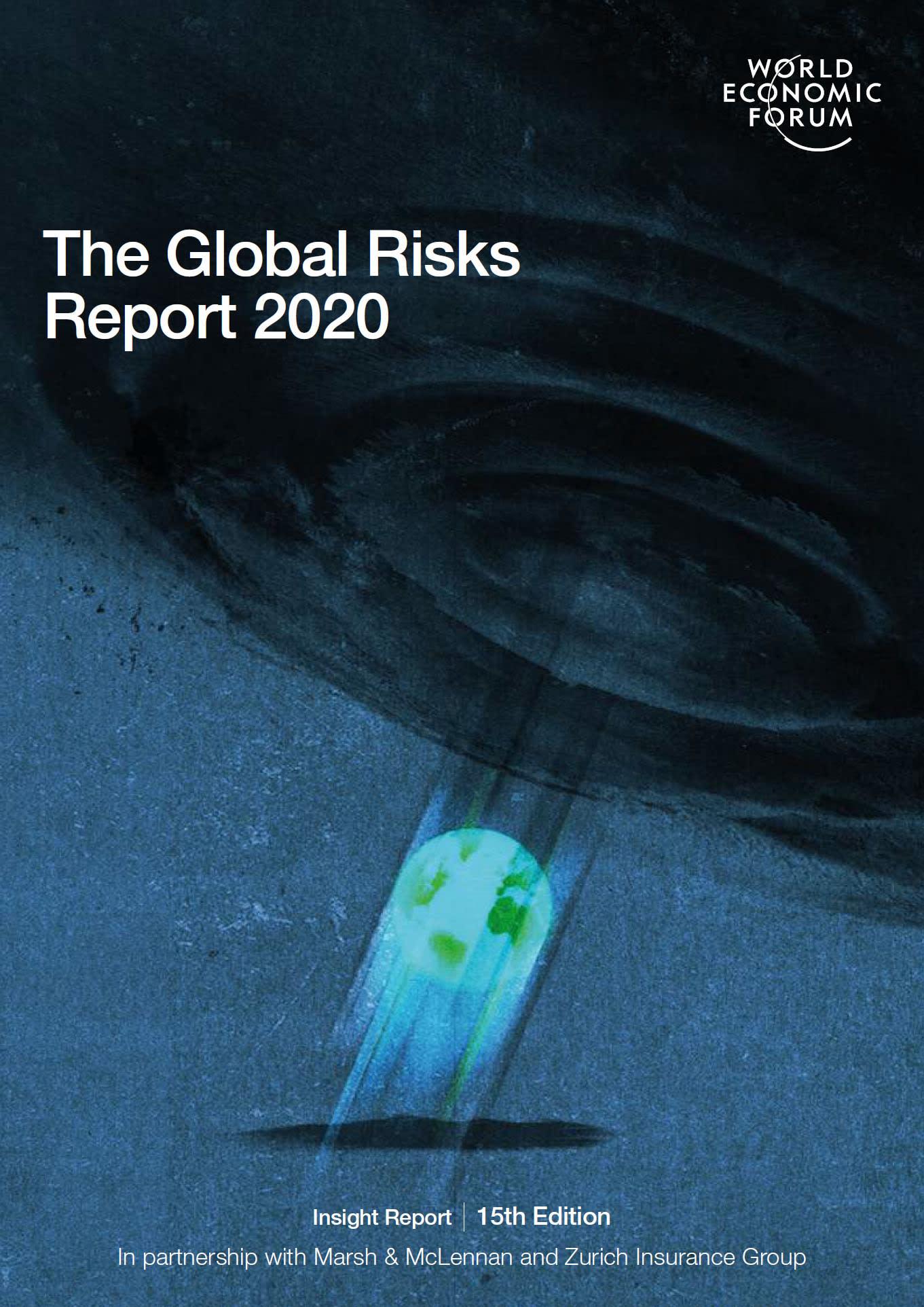 The Global Risks Report 2020 | ClimeNews - Hírportál