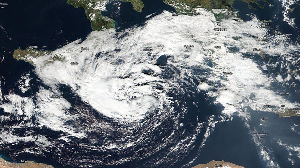 Pusztító időjárási jelenség veszélyezteti Európát - ClimeNews - Hírportál