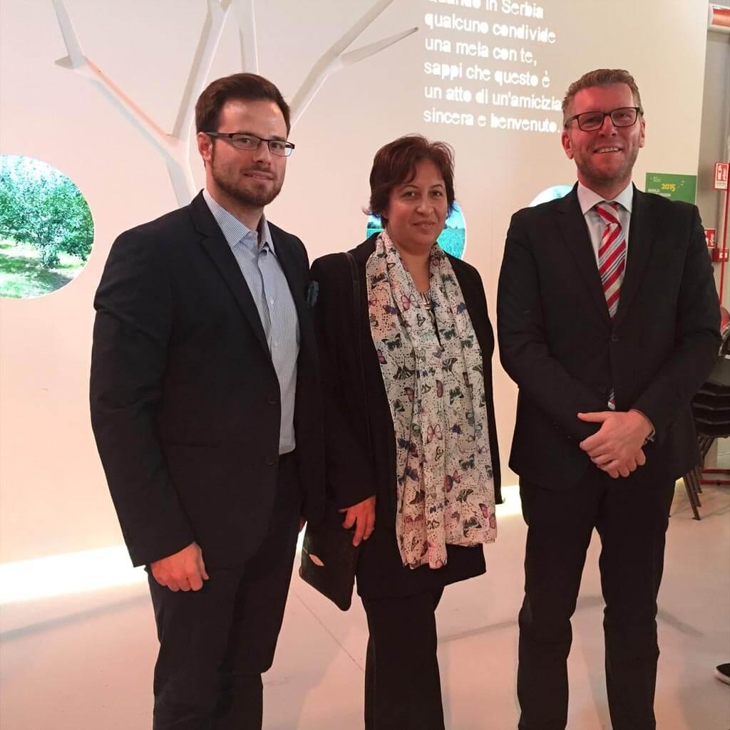 Az iCC a Word Green Design Oraganisation Milano Forumon - ClimeNews