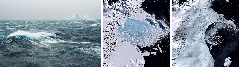 Rohamtempóban olvad az Antarktisz | ClimeNews - Hírportál
