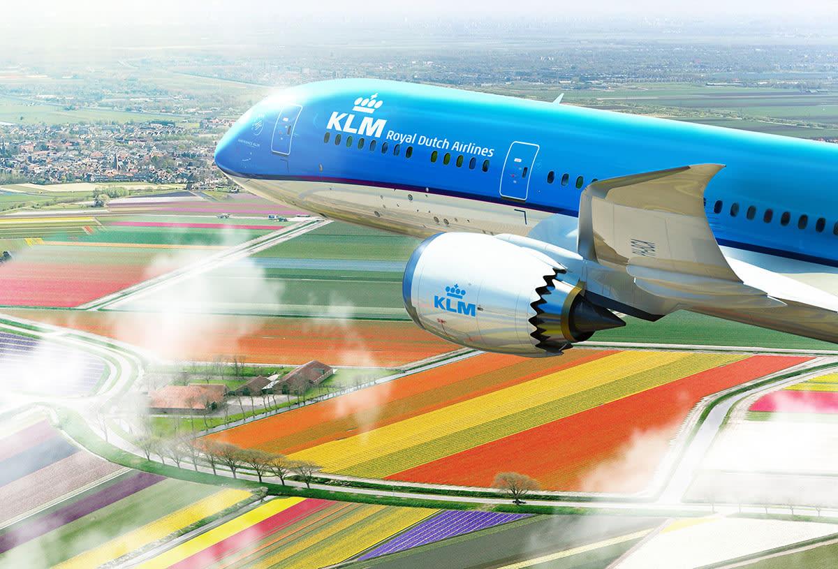 A KLM légitársaság is használja a karbonkrediteket   ClimeNews - Hírportál