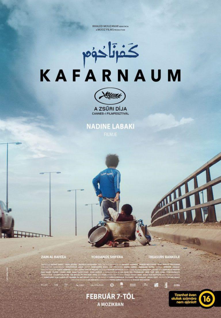 Kafarnaum - A remény útja   ClimeNews - Hírportál