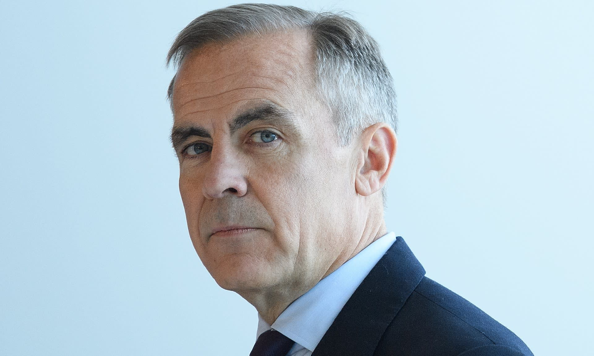Mark Carney, the Bank of England governor, has led efforts to address the dangers global heating poses to the financial sector. Photograph: Leon Neal/Getty Images | ClimeNews
