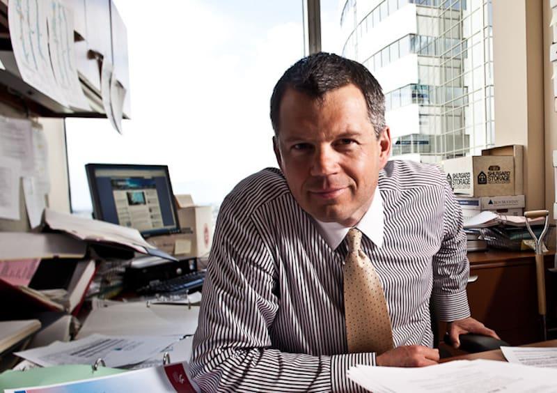 Graham Noyes korábban a Low Carbon Fuel Coalition vezetője volt. | ClimeNews